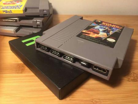 ¿Te gusto la NES Mini? Con este cartucho con Raspberry Pi Zero y 2400 juegos vas a alucinar