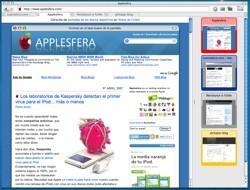 Sunrise Browser: Navegador web de código abierto, ligero y rápido