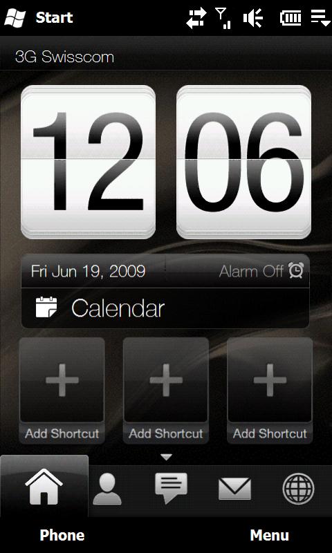 Foto de actualización TouchFLO3D (manila 2.5) (1/6)