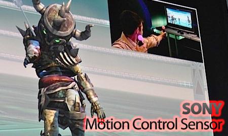 Sony Motion Control Sensor... preparado a última hora, pero con buena pinta [E3 2009]