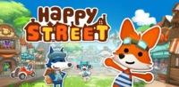 Happy Street, mejora poco a poco una calle llena de animales antropomórficos