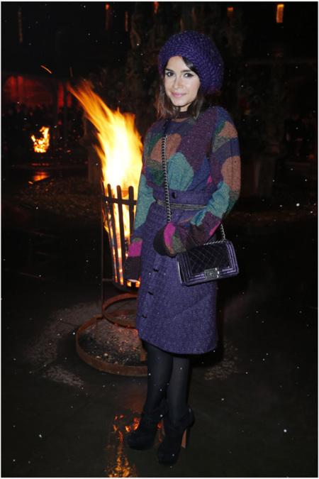 Miroslava Chanel Metiers DArts
