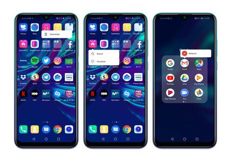 Huawei P Smart 2019 Apps