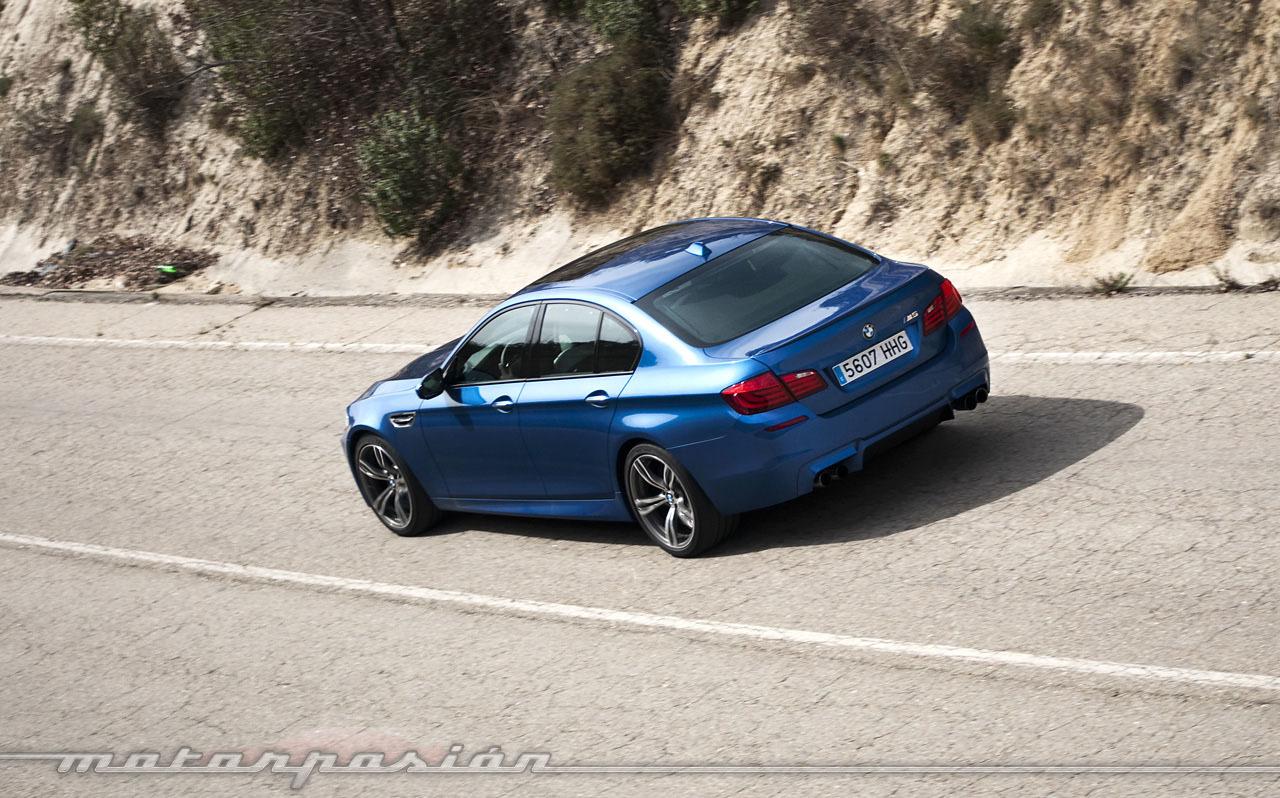 Foto de BMW M5 (Prueba) (126/136)