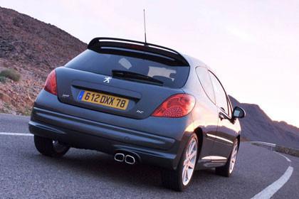 Peugeot 207 RC, primeras imágenes oficiales