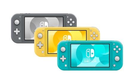 Dónde comprar más barata y al mejor precio la Nintendo Switch Lite