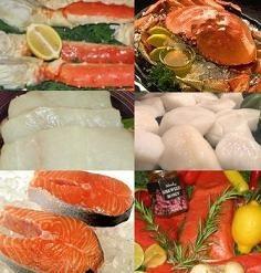 Consumo de marisco y pescado en el embarazo, nuevo estudio