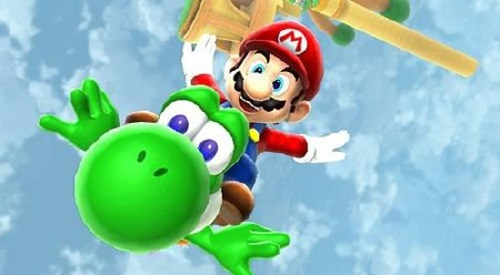 'Super Mario Galaxy 2' reivindica en una de sus fases la maestría de 'Super Mario 64'