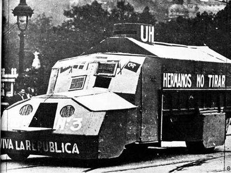 Camion Tiznao