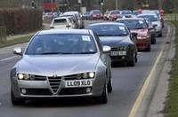 Multitudinaria orgía de Alfa Romeo en Reino Unido