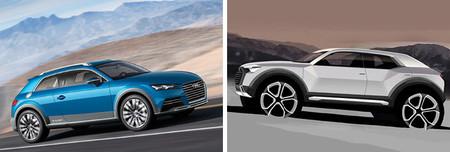 Audi Q Sketch