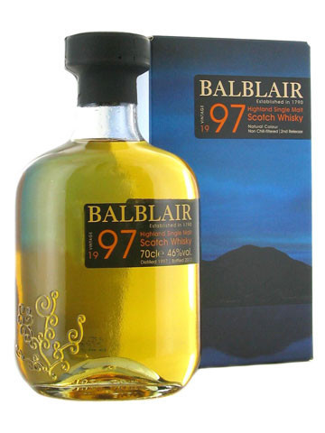 Balblair 1997, segundo puesto en los Spirit of Whisky Fringe Awards 2013