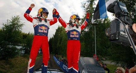 """La semana después del rally. Sébastien Loeb es el nuevo """"flying finn"""""""