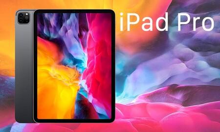 Este es el mejor momento para hacerse con un iPad Pro: el modelo de 11 pulgadas con 128 GB está rebajado en 130 euros en Amazon y El Corte Inglés