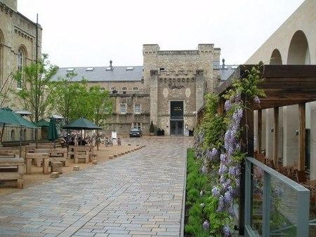 El Castillo de Oxford, ¿qué queda de la Edad Media?