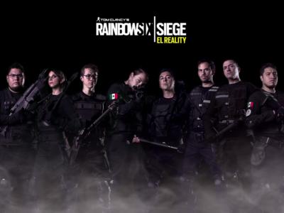 El reality de Rainbow Six: Siege hecho por Ubisoft México enfrenta a los youtubers más famosos del país