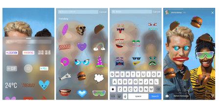 Cómo tener tus propios stickers animados para las historias de Instagram