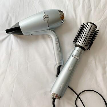 El nuevo secador de pelo y cepillo eléctrico de Babyliss son dos herramientas de peinado estupendas para la vuelta de vacaciones
