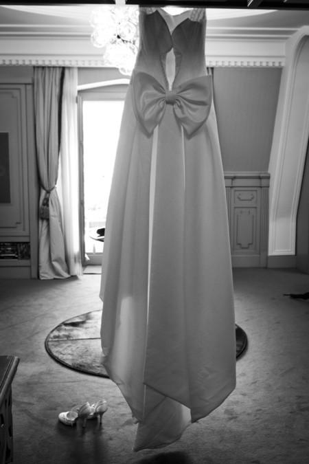 Los vestidos de novia de Alicia Rueda: estilo vintage para novias diferentes