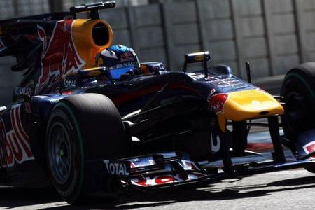 Daniel Ricciardo rebaja el tiempo de la Pole Position en el segundo día de tests de jóvenes pilotos de Abu Dhabi