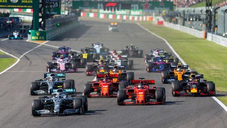 Japon F1 2019