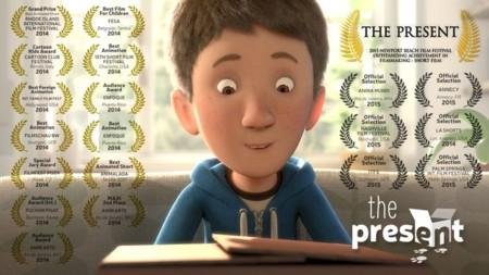 'The present' (el regalo): un vídeo con lección emocionante para ver con tus hijos
