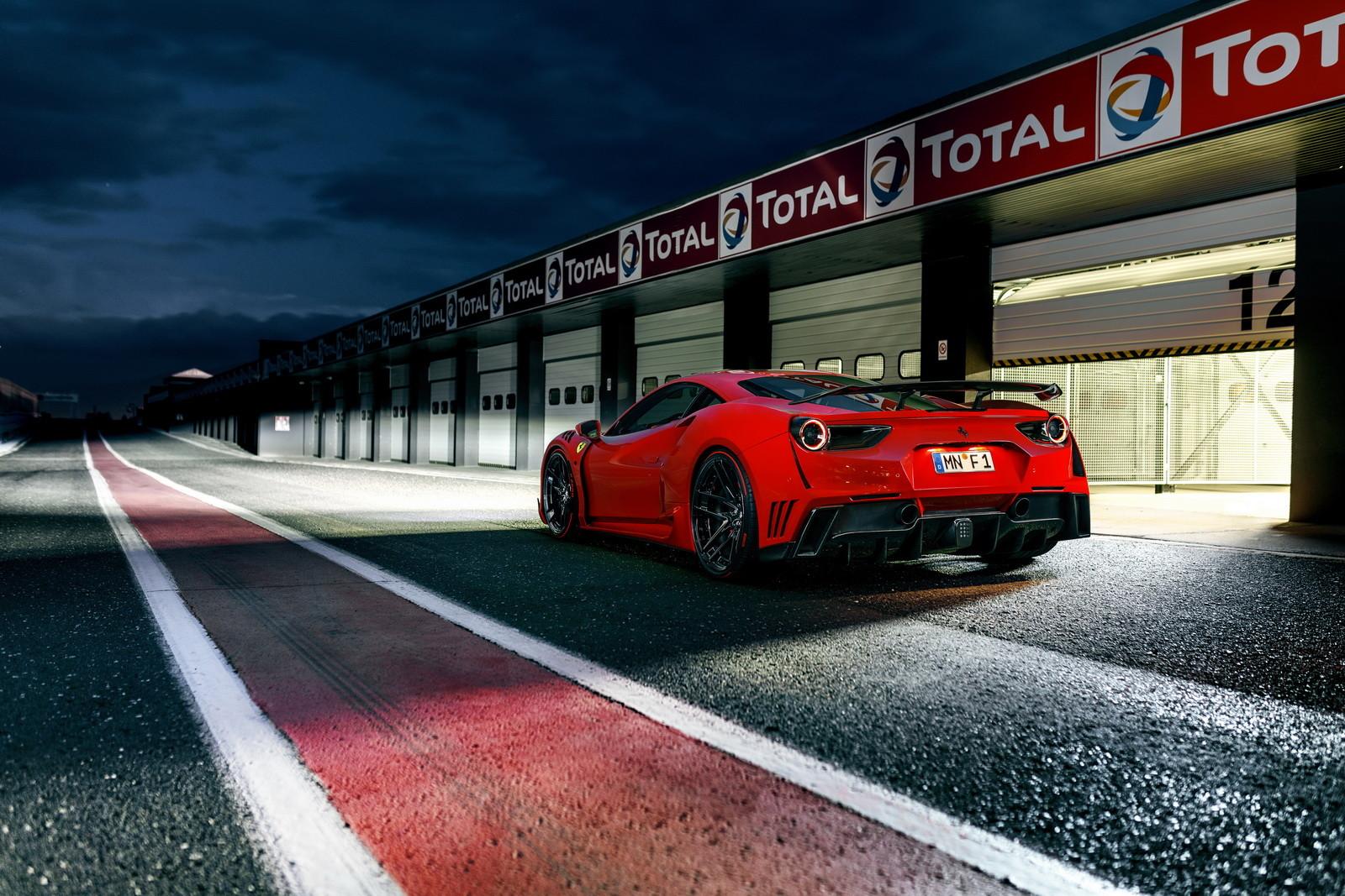 Foto de Novitec Ferrari 488 N-Largo (9/20)