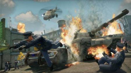 'Saints Row: The Third'. Vídeo ingame del juego más loco desde 'Grand Theft Auto: San Andreas'