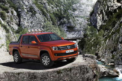 Volkswagen Amarok Canyon: el pick-up 'freestyle' llega en 2013