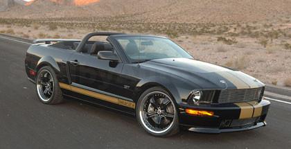 El Shelby Mustang GT-H Convertible a subasta en Palm Beach