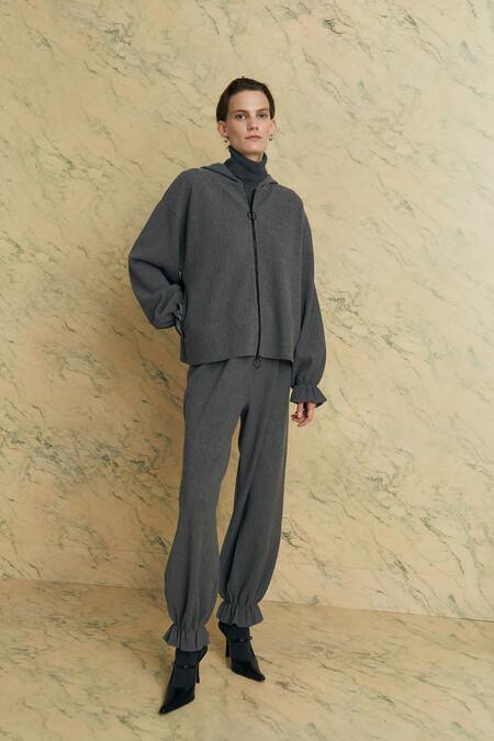 Pantalones De Punto De Sfera