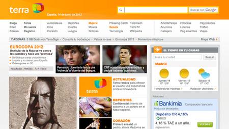Terra vuelve a España para revolucionar el mercado de los contenidos online