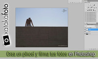 Cómo crear un pincel con tu firma y firmar tus fotos con Photoshop: Vídeo Screencast
