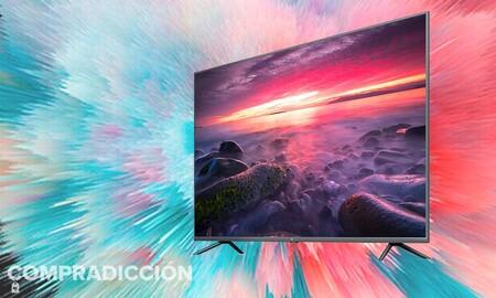 """Estrena un smart TV 4K de 55"""" por menos de 400 euros con este cupón de descuento: Xiaomi Mi TV 4S con Android en oferta hoy"""