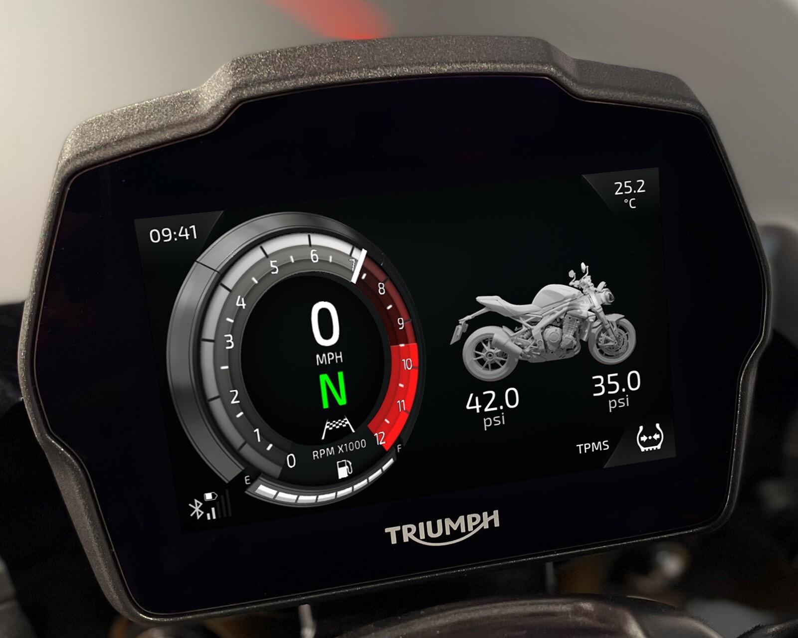 Foto de Triumph Speed Triple 1200 RS 2021 (1/71)