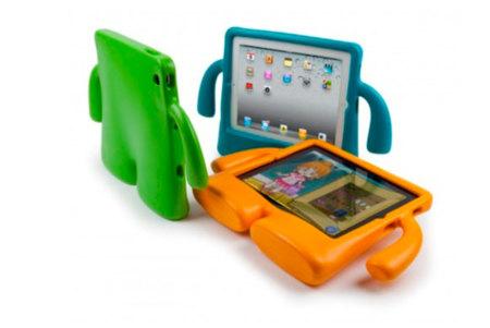 3697ac7c206 iGuy de Speck, funda de goma para iPad ideal para los peques