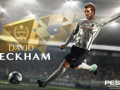 David Beckham es el nuevo fichaje galáctico (y exclusivo) de PES 2018, y llega con su propio tráiler