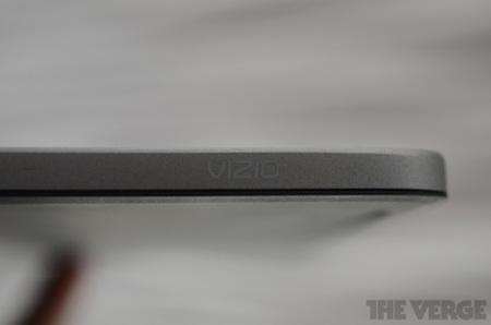 Vizio 10-inch thickness