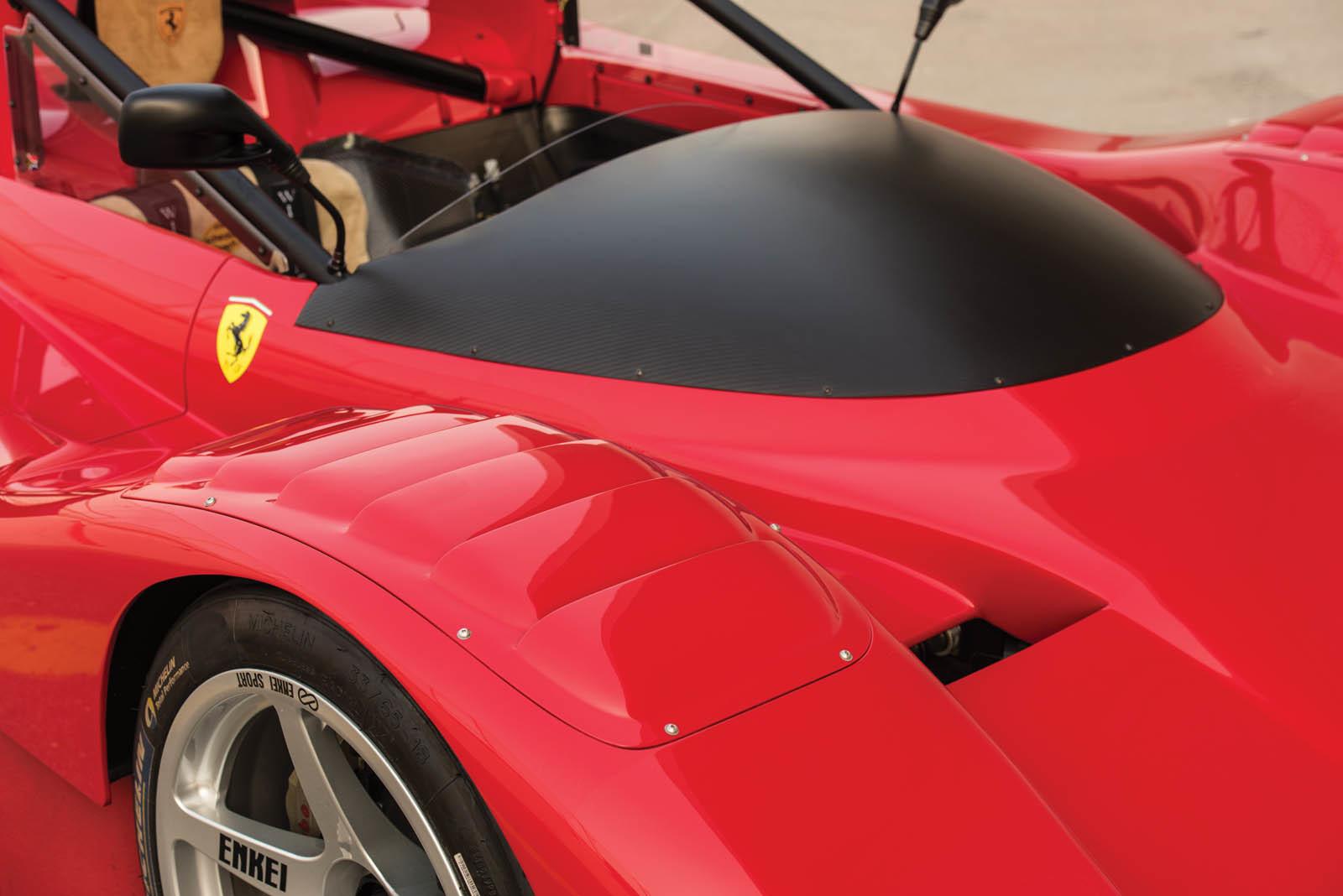 Foto de Ferrari 333 SP de 1994, a subasta (7/24)