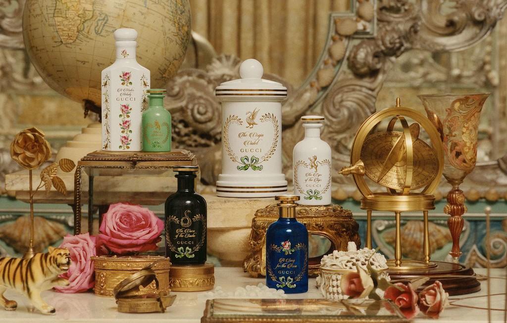 Gucci lanza perfumes de alta costura: Gucci The Alchemist's Garden será tu nueva obsesión