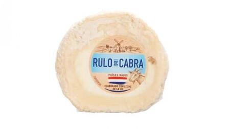 Alerta alimentaria: detectan Listeria en un queso de rulo de cabra vendido en España por la cadena Lidl