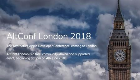 La AltConf cruza el charco: también se celebrará en Londres