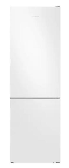 Frigorífico combi - Samsung RB3VTS104WW/ES, 317 l, No Frost, Tecnología Space Max™, 39 dB, 186 cm, Blanco