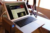 Abróchate el cinturón: prueba del Lacie Little Big Disk con Thunderbolt y SSD