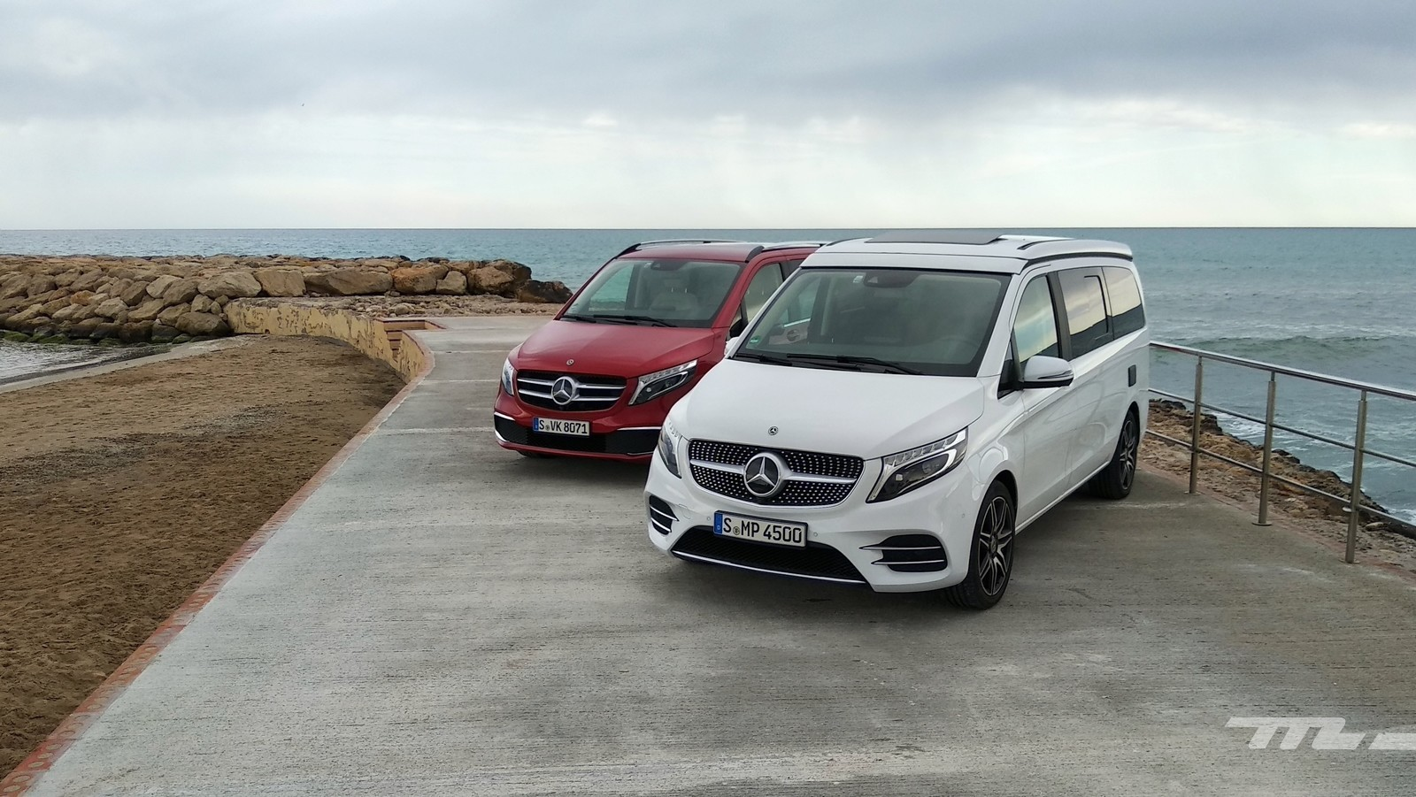 Foto de Mercedes-Benz Clase V (presentación) (1/17)