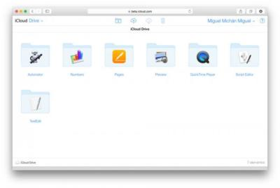 OS X Yosemite 10.10.2 incluirá iCloud Drive en Time Machine [Actualizado]