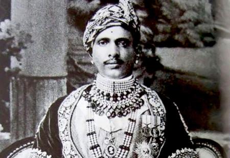 Maharaja De Alwar