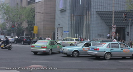 Coches En China