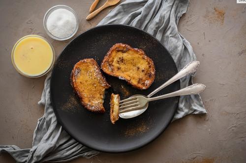Receta de torrijas de natillas: las más cremosas y melosas