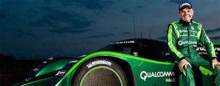 El Drayson 12 69 pulveriza el récord mundial de velocidad en una milla: 328 km/h